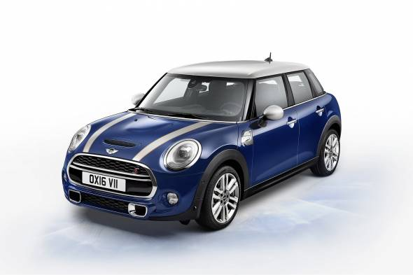 MINI Hatch Seven review