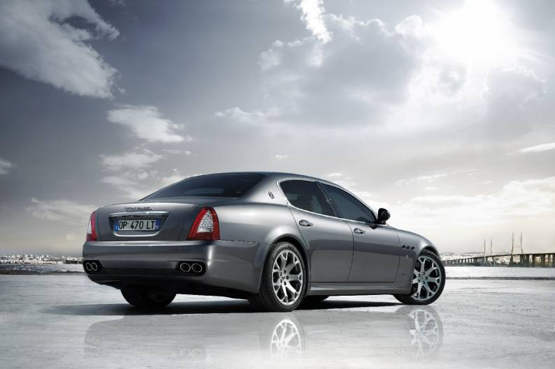 maserati quattroporte range 2004 2013 used car review. Black Bedroom Furniture Sets. Home Design Ideas