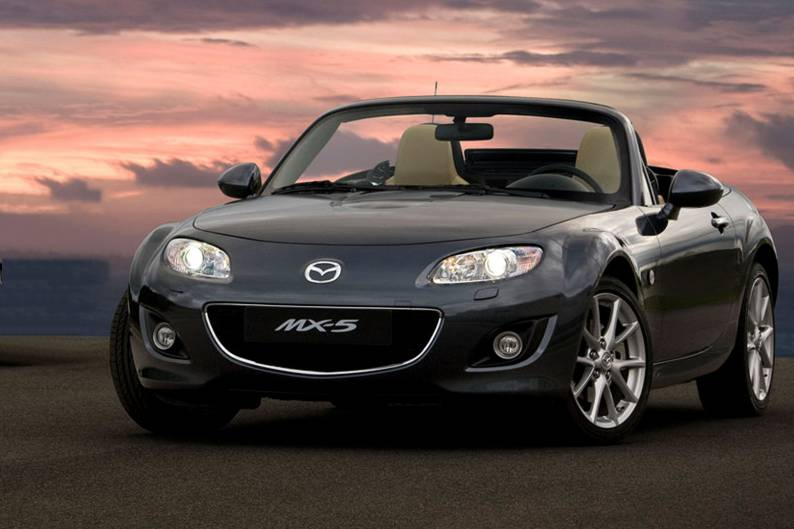 Mazda MX-5 Roadster Coupe (2006-2015) review