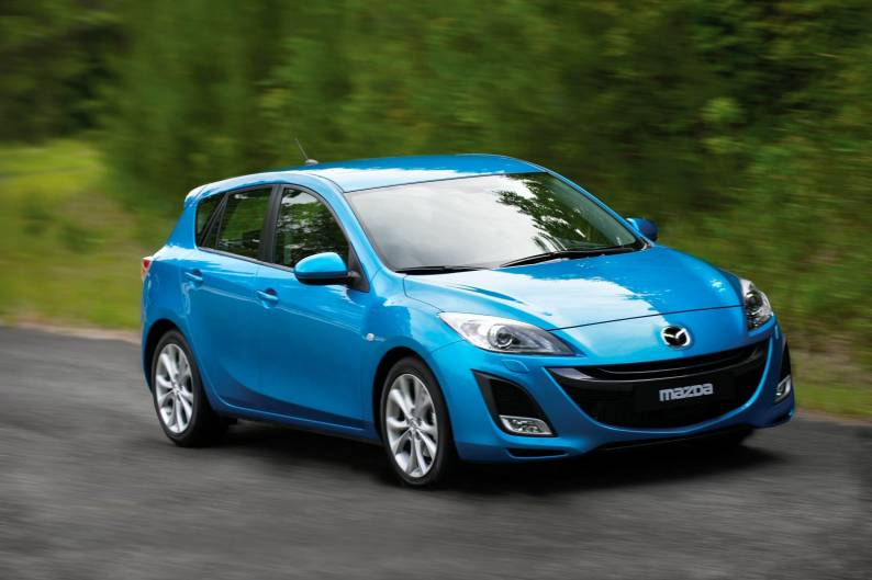 mazda3 2009 2011 used car review review car review rac drive. Black Bedroom Furniture Sets. Home Design Ideas