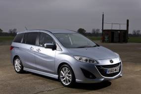 Mazda5 2.0 DISI review