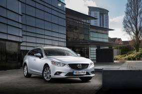 Mazda6 Tourer review