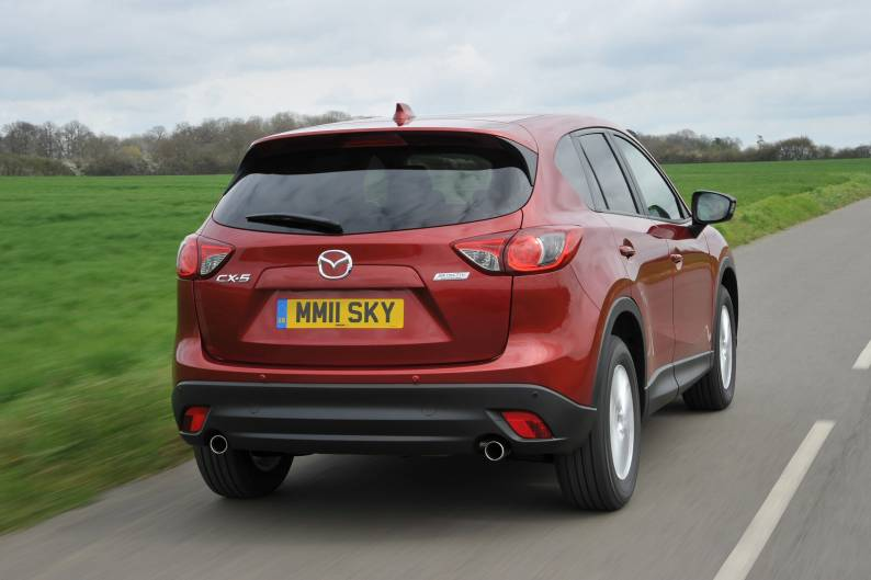 Mazda CX-5 2.0 163PS review