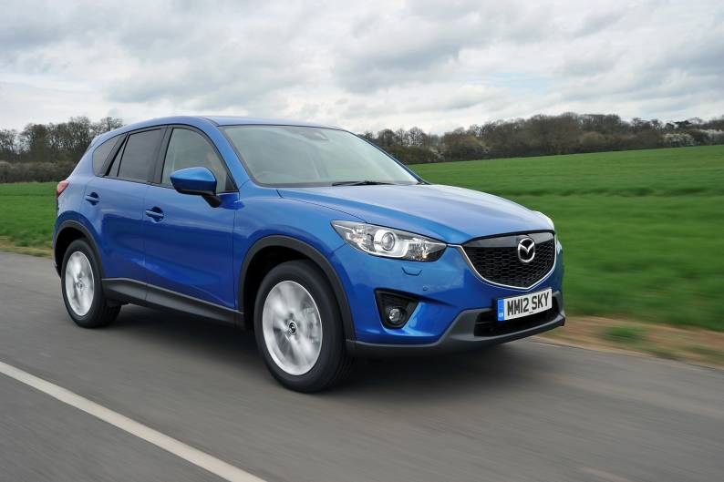 Mazda CX-5 2.2 150PS review