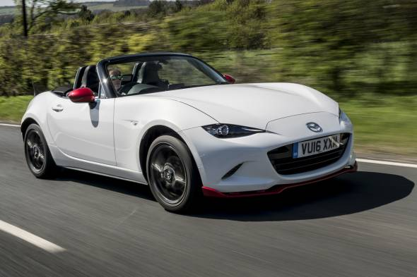 Mazda MX-5 Icon review