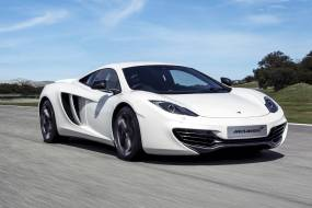 McLaren MP4 review