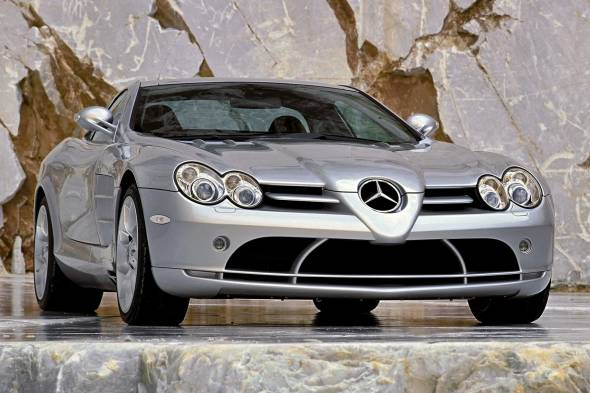 Mercedes-Benz SLR McLaren (2004 - 2009) review