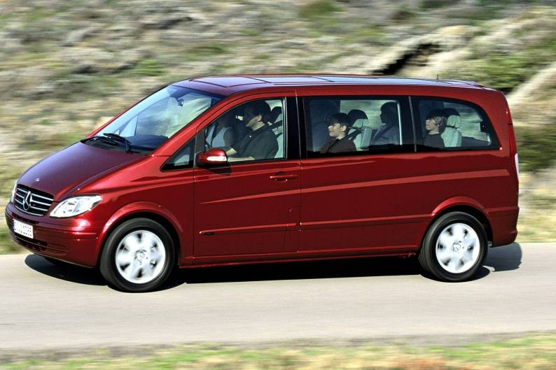 Mercedes-Benz Viano (2004-2015) used car review