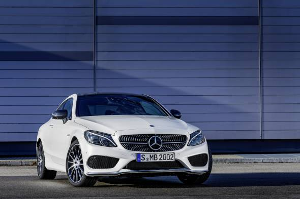 Mercedes-AMG C43 review