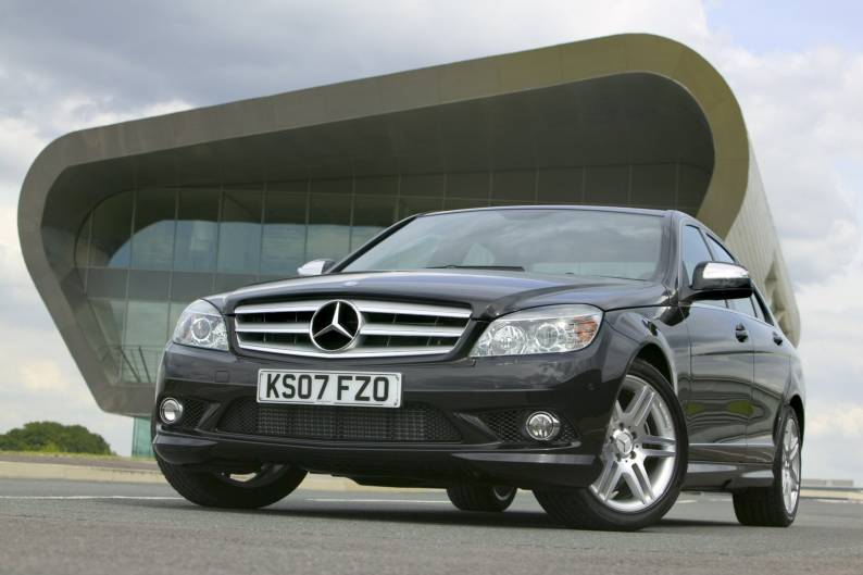 Mercedes-Benz C-Class (2007 - 2012) review