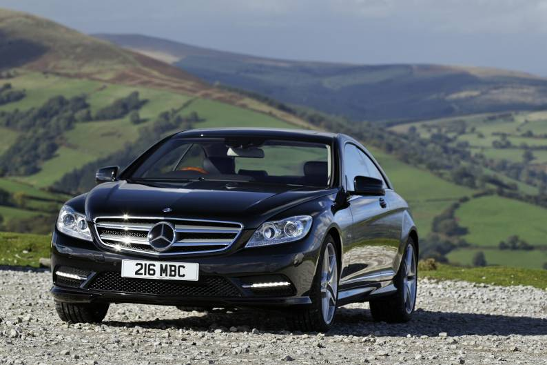 Mercedes-Benz CL-Class (2007-2010) review