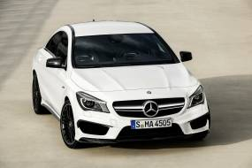 Mercedes-Benz CLA 45 4MATIC review