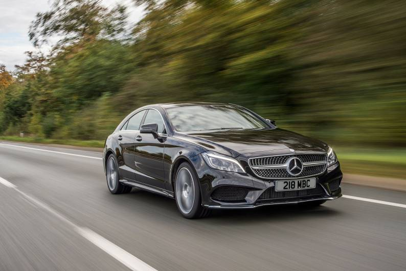 Mercedes-Benz CLS -Class review