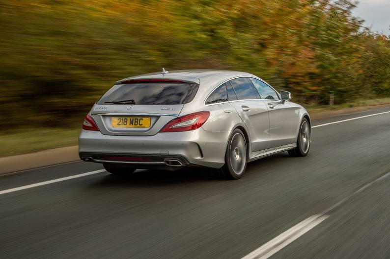 Mercedes Benz Cls Class Shooting Brake Review Review Car