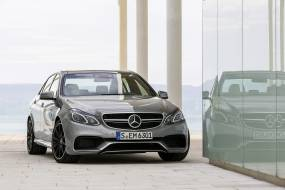 Mercedes-AMG E63 review