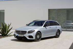 Mercedes-Benz E-Class Estate review