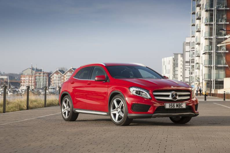 Mercedes-Benz GLA 250 4MATIC review