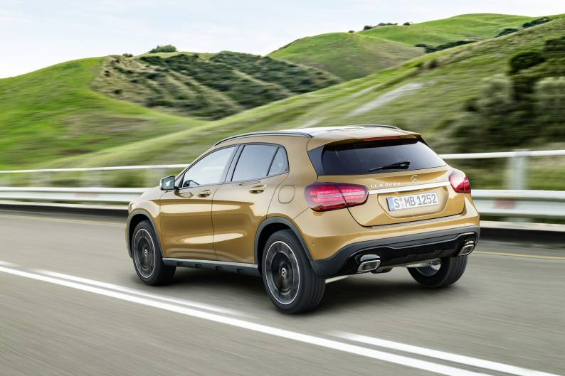 Mercedes-Benz GLA review review | Car review | RAC Drive