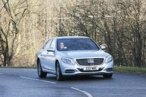 Mercedes-Benz S-Class 350 BlueTEC review
