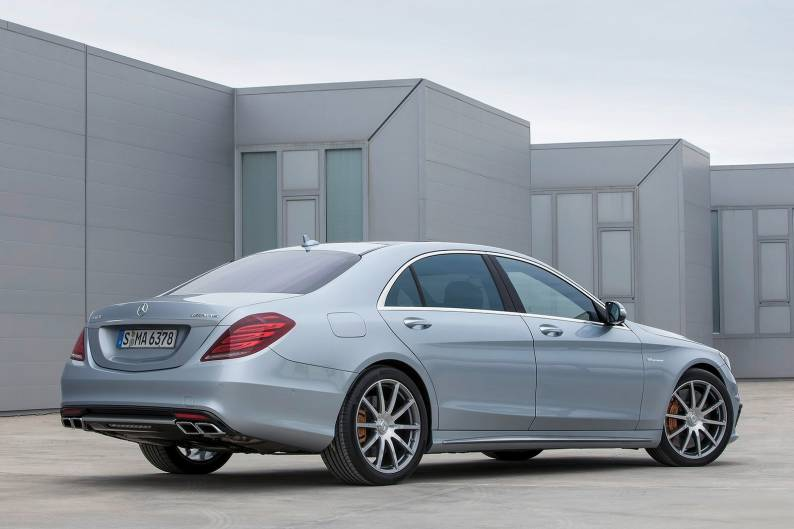 Mercedes-AMG S63 review