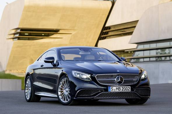 Mercedes-AMG S65 Coupe review