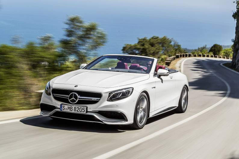 Mercedes benz s class cabriolet review review car review for Mercedes benz s550 oil change
