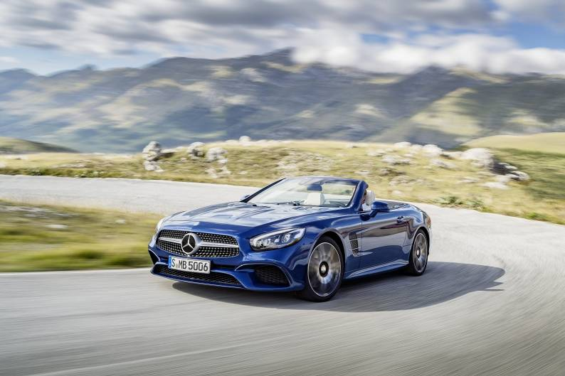 Mercedes-Benz SL review