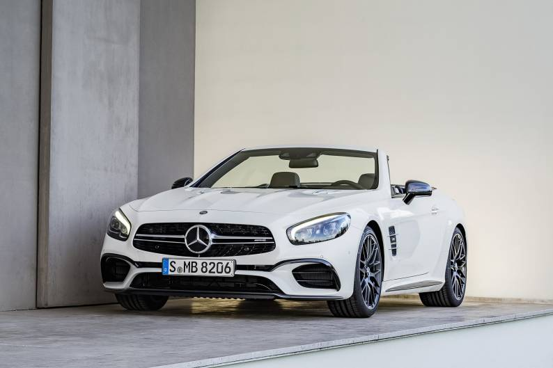 Mercedes-AMG SL63 review