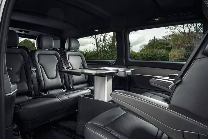 Mercedes Benz V Class Review Review Car Review Rac Drive