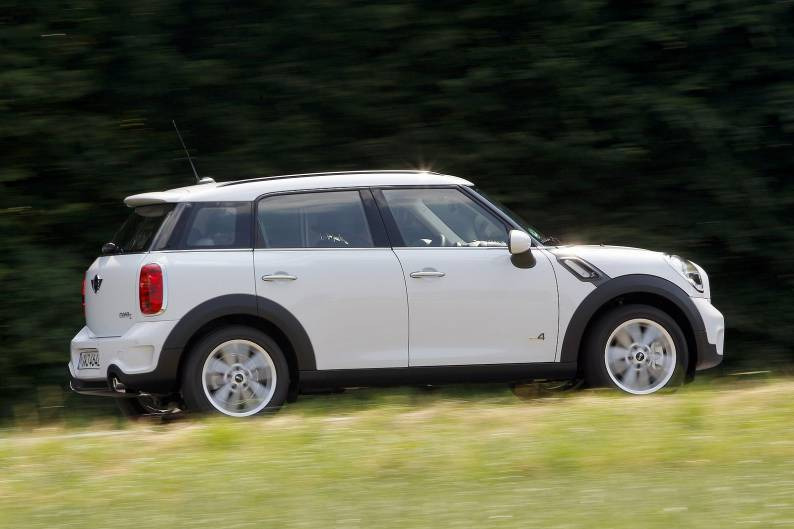 mini cooper sd countryman review car review rac drive. Black Bedroom Furniture Sets. Home Design Ideas