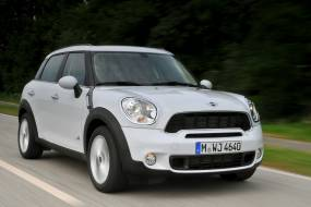 MINI Cooper SD Countryman review