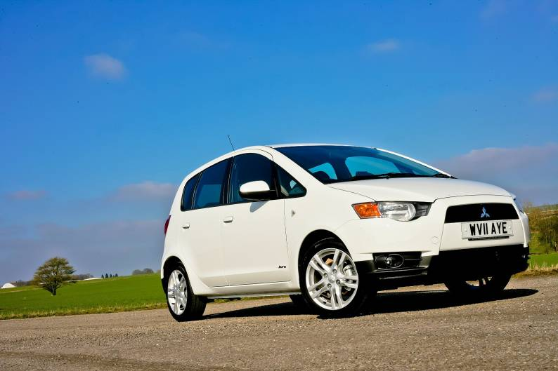 Mitsubishi Colt (2004 - 2013) review
