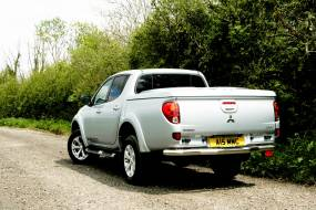 Mitsubishi L200 range (2006 - 2010) review