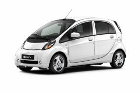 Mitsubishi i MiEV review