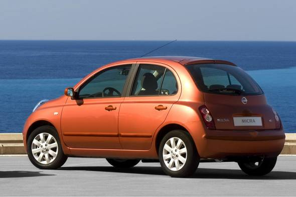 Nissan Micra (2003 - 2010) review