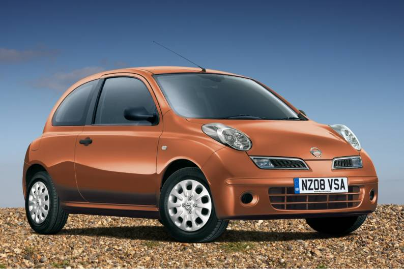 nissan micra 2003 2010 used car review review car. Black Bedroom Furniture Sets. Home Design Ideas