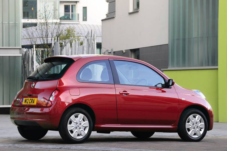 nissan micra 2003 2010 used car review review car review rac drive. Black Bedroom Furniture Sets. Home Design Ideas