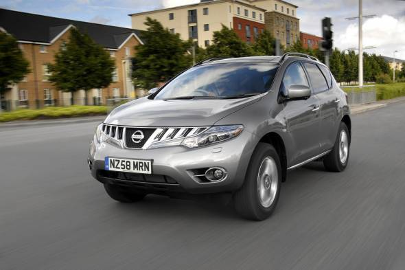 Nissan Murano (2008 - 2011) review