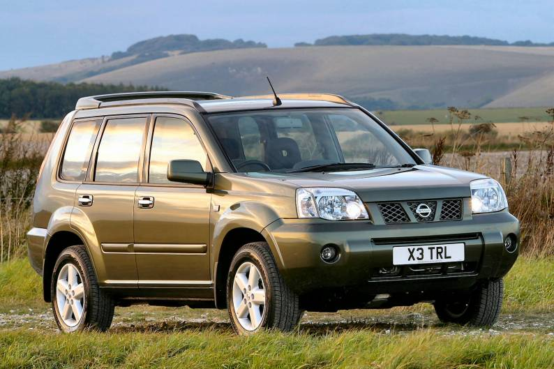 Nissan X TRAIL 2001 2007 Used Car Review Review Car