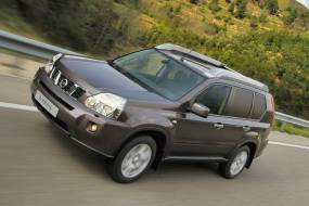 Nissan X-TRAIL (2007 - 2011) review