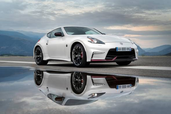 Nissan 370Z Nismo review