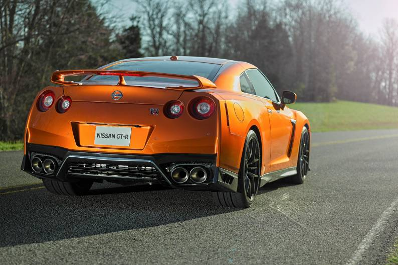 Nissan GT-R review
