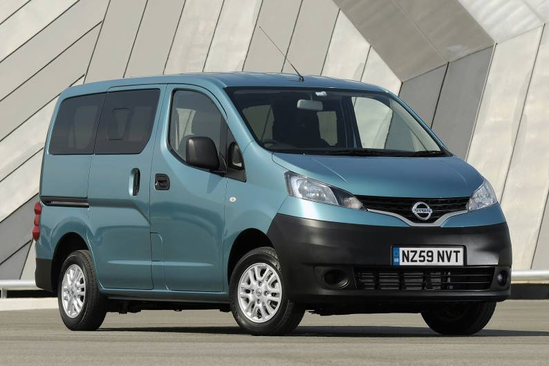 nissan nv200 combi review review car review rac drive. Black Bedroom Furniture Sets. Home Design Ideas