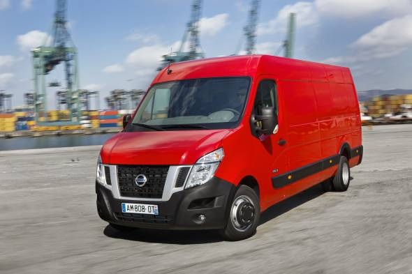 Nissan NV400 review
