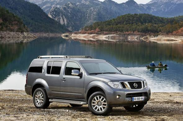 Nissan Pathfinder range (2005-2015) review