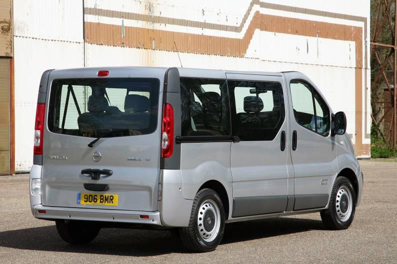 Nissan Primastar Minibus Review Review Car Review Rac