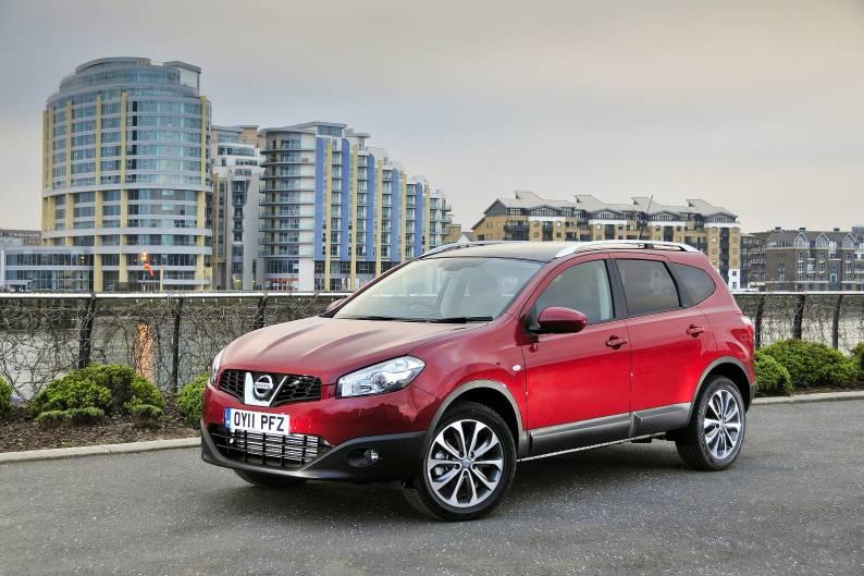 Nissan Qashqai +2 (2009 - 2014) review review   Car review   RAC Drive