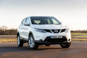Nissan Qashqai 1.5 dCi review