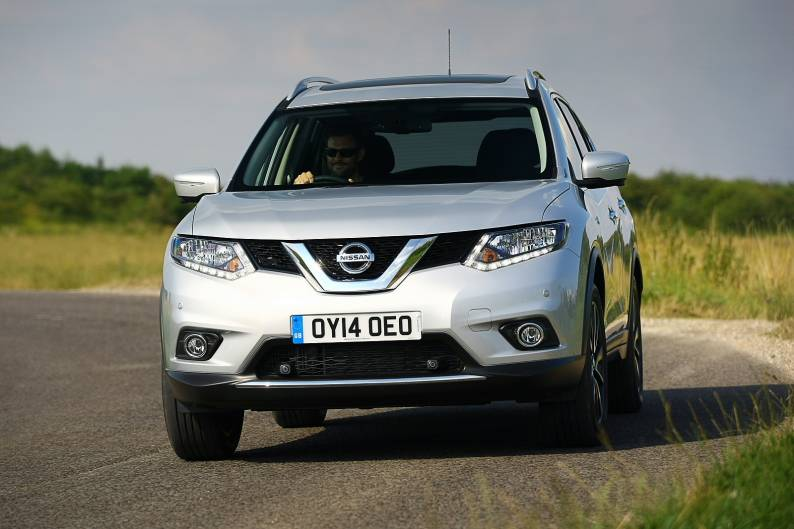 Nissan X Trail Review Review Car Review Rac Drive