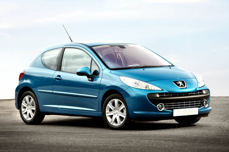 Peugeot 207 (2006 - 2009) review